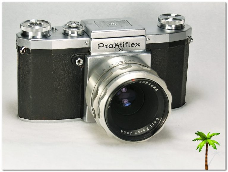 Praktiflex FX closed viewer
